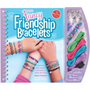 Klutz Pretty Beaded Picture Bracelets Book Kit