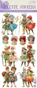 Violette Stickers Fairy Couples