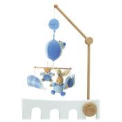 Kaloo Musical Mobile, Blue