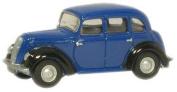 Morris Eight E Series saloon - Blue
