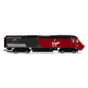Hornby R2704 00 Gauge Virgin Trains High Speed Train Power and Dummy Car Pack DCC Ready Train Pack Diesel Locomotive