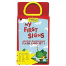Signing Time Flash Card Set 1 My First Signs