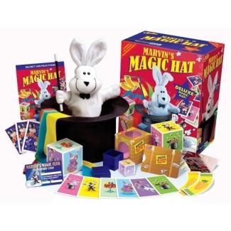Marvin's Magic Magic Hat