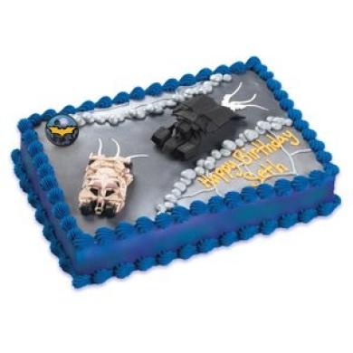 Safeway Cake Decorator Job Description : Batman The Dark Knight Rises Cake Topper by Cake ...