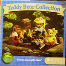 Teddy bear Collection Picnic Among the Oaks 100 Piece Puzzle