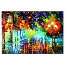 Lonely Night - 1000pc Jigsaw Puzzle By Educa