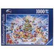 Ravensburger Disney Christmas Eve Jigsaw Puzzle