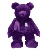 TY Beanie Buddy - PRINCESS the Bear