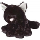 Black Cat Fuzzy Fella 28cm by Wild Republic