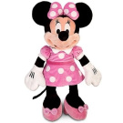 Disney Mickey Mouse Clubhouse - Minnie Mouse 43cm Inch Plush w/ Pink Dress and Bow