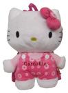 Hello Kitty 38cm Tall Plush Backpack