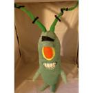 33cm Tall Spongebob Squarepants Sheldon J. Plankton Plush