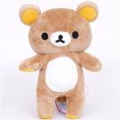 Rilakkuma plush toy brown bear