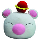 Final Fantasy Moogle Mascot Cushion Plush