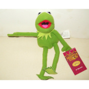 Muppets Kermit the Frog 20cm Official Beanie Doll