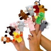 Playful Finger Puppets