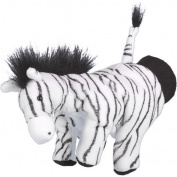 Fabric Zebra Hand Puppet