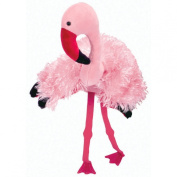Fabric Hand/Glove Puppet - Pink Flamingo