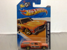 Hot Wheels '70 Plymouth AAR Cuba 90/247 Muscle Mania Mopar '12 Pink