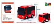 Little Bus Tayo Toy 5 Pcs