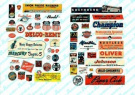 PLANES, TRAINS & INDUSTRIAL POSTERS (55) - JL INNOVATIVE DESIGN HO SCALE MODEL TRAIN ACCESSORIES 283