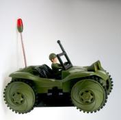 Camo Buggy Patrol Toy