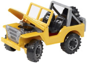 Bruder Off Road Vehicle - Yellow