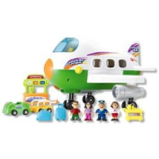 Holiday Flight Jet Plane Playset