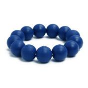Chewbeads Cornelia Bracelet - Cobalt Blue