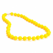 Chewbeads Jane Necklace - Sunshine Yellow
