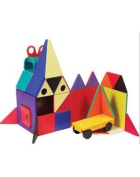 Magna-Tiles Deluxe 48 Piece Set