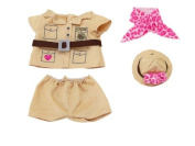 Hello Kitty Zoo Keeper Outfit