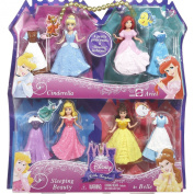Disney Princess Favourite Moments 4-Pack Giftset
