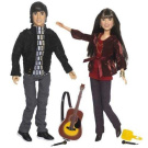 Camp Rock Singing Doll 2-pk. - Mitchie and Shane