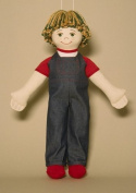 Earth Dolls - Adam Earth Boy 60cm Doll