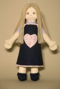 Earth Dolls - 60cm Hannah Earth Doll