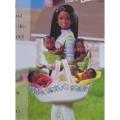 Barbie Cool Sitter Teen SKIPPER Doll AA w 4 Babies Dolls