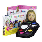 Snazaroo Face Painting Products S010702 Rainbow Face Painting Kit SNA