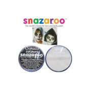 2 Large 18ml Snazaroo Face Painting Compacts Colours