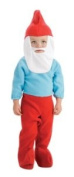 The Smurfs - Papa Smurf Child Costume Size 2-4 Toddler