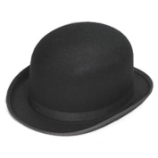 Derby Hat - Black