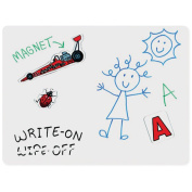 Magnetic Dryerase Bd-Unlined