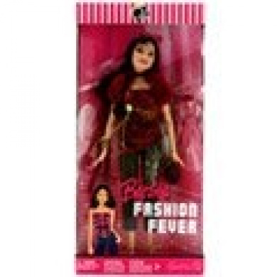 Barbie Fashion Fever Raquelle Movie Star By Mattel Shop Online For Toys In Nz
