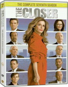 The Closer: Season 7  [5 Discs] [Region 4]