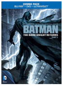 Dark Knight Returns Part 1 [Region 4] [Blu-Ray] [Blu-ray]