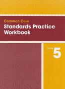 Common Core Standards Practice Workbook Grade 5
