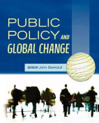 Public Policy and Global Change