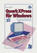 QuarkXPress fur Windows [GER]
