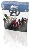 Marvel Avengers Assemble Collection [Region 2] [Blu-ray]