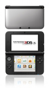 Nintendo 3DS XL Console Silver